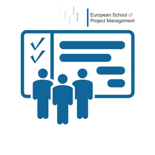 Project management con logo ESPM